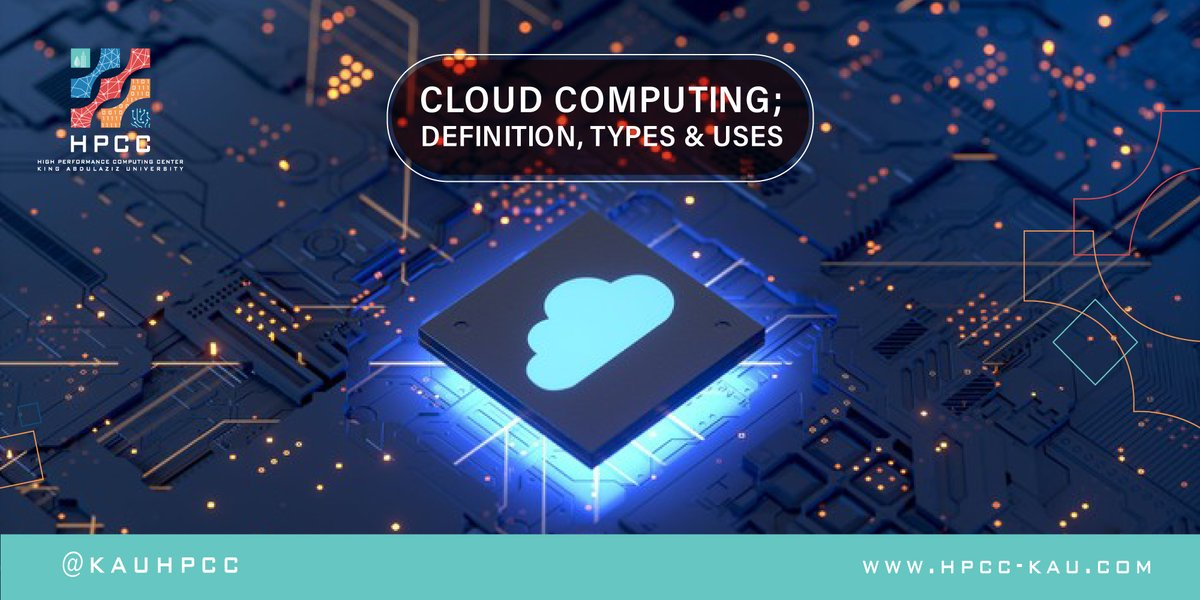 Cloud Computing; Definition, Types & Uses
